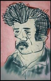 100 Self Portraits - #003
