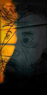 100 Self Portraits - #004