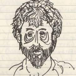 """""""Self Portrait - Circa 2006"""""""